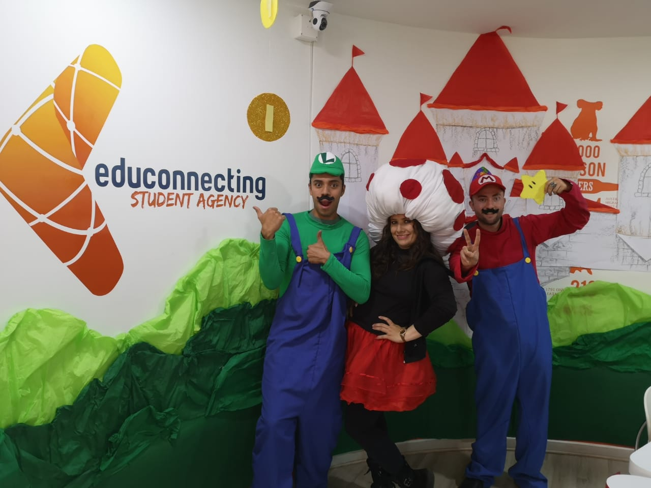 Halloween na Educonnecting